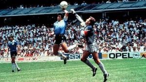 """""""La Mano de Dios"""": El gol más famoso de Diego Armando Maradona (VIDEO)"""