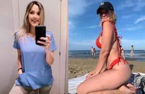 #LanzateUnPiropo Se llama Andrea, es venezolana, odontóloga , influencer y pecosa (FOTOS)