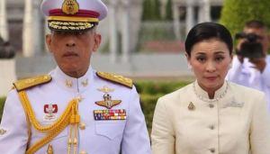 Escándalo en Tailandia: Se filtran miles de fotografías íntimas de la concubina oficial del Rey
