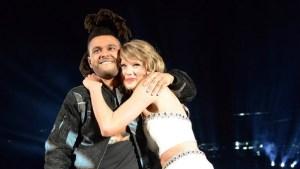 Taylor Swift y The Weeknd triunfaron en los American Music Awards 2020