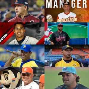 Estos son los manager que dirigirán a los equipos en la temporada de la Lvbp 2020-2021