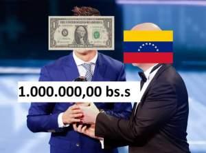 Estos memes no bajarán el dólar rumbo al millón de bolívares, pero sí te harán reír (TUITS)