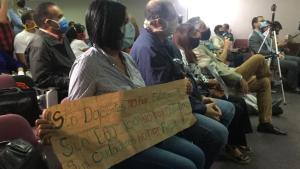 Guaidó se reúne con docentes venezolanos en acto de juramentación para la Consulta Popular (VIDEO)
