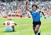 El mejor gol de la historia de Maradona según el FIFA (Video)