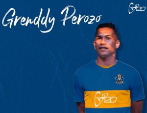 Grenddy Perozo, el primer vinotinto apasionado por la fiebre de las escuderías de eSports
