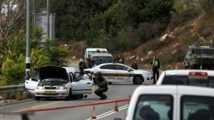Policías israelíes matan a palestino sospechoso de ataque con un coche