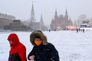 Rusia sufre el mayor descenso de población desde 2005