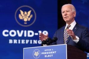 Biden mantendrá las restricciones de viaje a EEUU desde la UE y Brasil