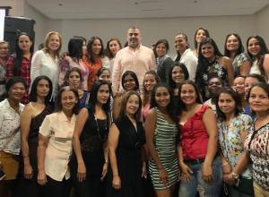 Yaser Dagga exalta exitoso balance 2020 de la Fundación Frigilux en celebración de su quinto aniversario