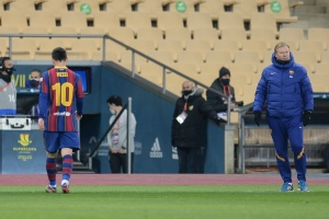 La jugada que provocó la primera expulsión de Messi como jugador del Barcelona (VIDEO)