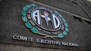 Edgar Zambrano recorrió los Municipios Morán y Jiménez en pro de fortalecer los Comité de bases locales de AD