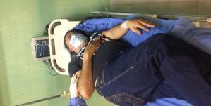 EN VIDEO: Periodista venezolano narró su dura experiencia con el coronavirus