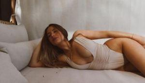 Las sensuales FOTOS de Sarah Kohan en medio de los rumores de ruptura con Chicharito