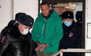 """Navalny contraataca con una investigación sobre el """"palacio de Putin"""""""