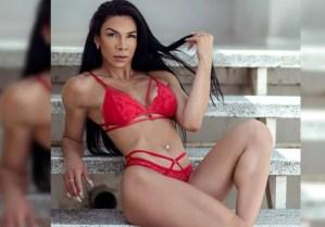 ¡Puro músculo! Ella es la colombiana que ganó el campeonato mundial de fisicoculturismo (Fotos)