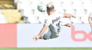 Soteldo logró una JOYA de gol en triunfo del Santos FC sobre Botafogo (Video)