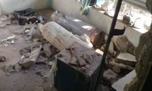 Otra explosión de una bombona de gas doméstico dejó un herido en Monagas (Fotos)