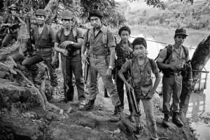 Víctimas de guerra salvadoreña pidieron atención y respeto al pacto de paz