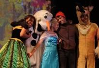"""Siguiendo las medidas de bioseguridad: """"Frozen 2: El Musical"""" se prepara para regresar al teatro"""