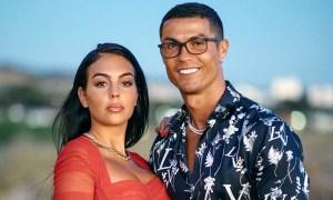 Investigan a Cristiano Ronaldo y su novia por presuntamente violar las normas del confinamiento contra el coronavirus