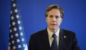 """El secretario de Estado nominado por Biden promete un EEUU en """"primera línea"""" junto a sus aliados"""