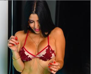 ¡Ay Rosita!  Te volverás loco con la nueva  foto de Jimena Araya en Instagram