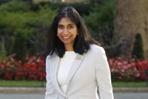 Por primera vez una ministra británica se toma un permiso de maternidad
