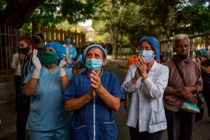 Venezolanos y el sector salud vuelven a las calles este #17Abr para exigir el ingreso de vacunas a Venezuela