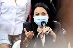 Existe un mercado negro de vacunas contra el coronavirus, denunció Delsa Solórzano