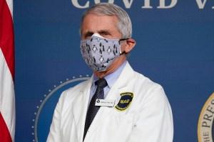 Anthony Fauci cree que vacuna de Johnson & Johnson volverá a administrarse pronto