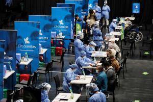 Colombia lamentó la muerte de 453 pacientes a causa del coronavirus