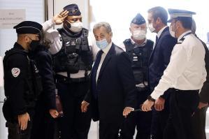 Expresidente de Francia fue condenado por corrupción y tráfico de influencias