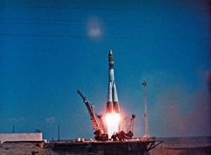 Luego de 60 años, este #9Abr una tripulación rusoestadounidense vuelve a la Estación Espacial Internacional