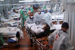 Brasil se queda sin sedantes para intubar a pacientes de Covid-19 y busca en otros países