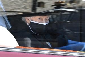 EN IMÁGENES: La familia real le da el último adiós al príncipe Felipe de Edimburgo