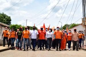 Voluntad Popular inaugura sede en el municipio Jesús Enrique Lossada en el Zulia
