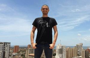 """""""Los quiero a todos, espero sean felices"""": El activista Alejandro Urdaneta se quitó la vida en Maracaibo"""