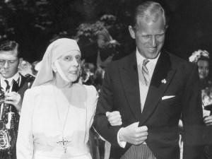 Cómo la madre del príncipe Felipe arriesgó su vida para esconder a una familia judía y salvarlos de los nazis