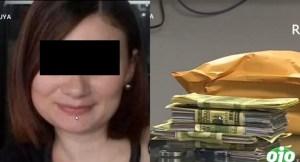 Venezolana en Perú fingió estar hospitalizada por Covid-19 para cometer millonario robo en su trabajo