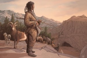 La domesticación de animales se remonta a 8 mil años atrás y tuvo lugar en Asia Central