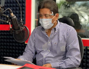 Al gobernador de Barinas lo pusieron a bailar joropo y no tenía alpargatas (Video)