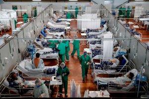 El coronavirus colapsa los hospitales en Brasil: Gobernadores piden ayuda humanitaria a la ONU