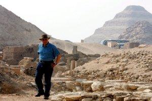 """Así fue el hallazgo de """"la mayor ciudad jamás encontrada en Egipto"""""""