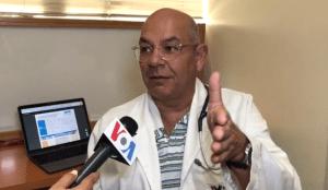Dr. Julio Castro advirtió que Venezuela atraviesa el peor momento de la pandemia