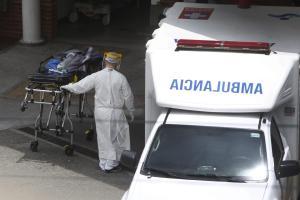 Colombia registró la cifra más baja de muertes por coronavirus en tres meses