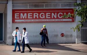 Venezuela sumó más de mil 200 contagios de Covid-19, con epicentro en Caracas