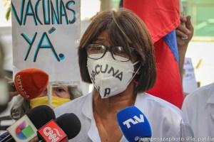 Sector salud exige el acceso a las vacunas mediante plan elaborado por expertos venezolanos