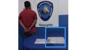 """Capturaron a delincuente de la banda """"el Mama Deo'"""" por distribuir droga en Carabobo"""