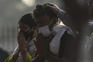 La India reporta casi 4 mil nuevas muertes por coronavirus tras rectificar datos