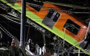 Accidente en el metro de Ciudad de México deja al menos 23 muertos y 70 heridos (Fotos y Video)
